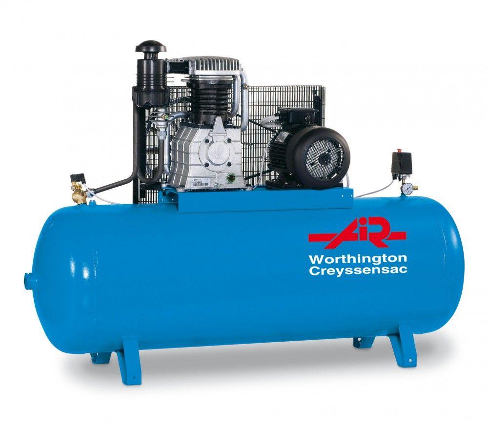 Creyssensac compresseur dnx10500 pro 68m3 11 bar 10cv 500 litres 400v demarr direct - Compresseur 500 litres ...